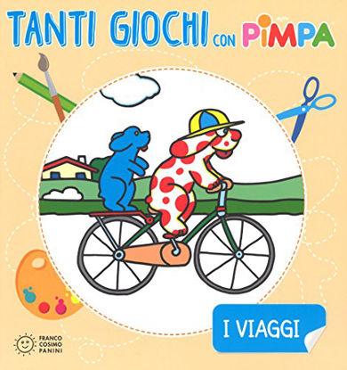Immagine di VIAGGI (I) TANTI GIOCHI CON PIMPA