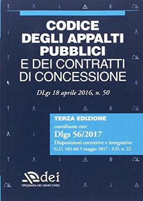 Immagine di CODICE DEGLI APPALTI PUBBLICI E DEI CONTRATTI DI CONCESSIONE