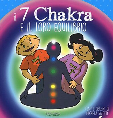Immagine di 7 CHAKRA E IL LORO EQUILIBRIO (I)