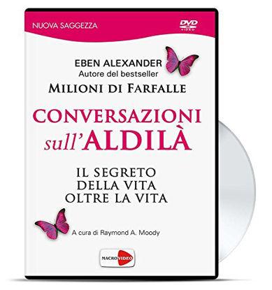 Immagine di CONVERSAZIONI SULL`ALDILA` - IL SEGRETO DELLA VITA OLTRE LA VITA DVD