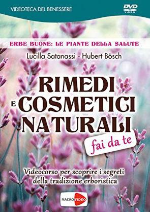 Immagine di RIMEDI E COSMETICI NATURALI - DVD