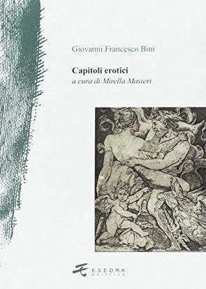 Immagine di CAPITOLI EROTICI