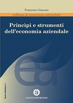 Immagine di PRINCIPI E STRUMENTI DELL`ECONOMIA AZIENDALE