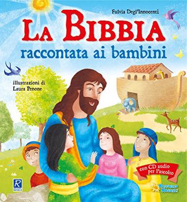 Immagine di BIBBIA RACCONTATA AI BAMBINI (LA)