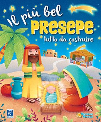 Immagine di PIU` BEL PRESEPE (IL) TUTTO DA COSTRUIRE