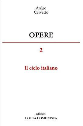 Immagine di OPERE 2. IL CICLO ITALIANO