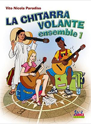 Immagine di CHITARRA VOLANTE. ENSEMBLE 1 (LA)