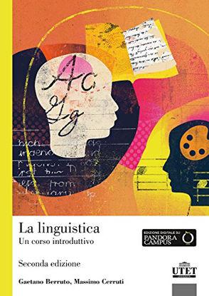 Immagine di LINGUISTICA. UN CORSO INTRODUTTIVO (LA)