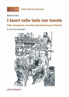 Immagine di TESORI NELLE ISOLE NON TROVATE (I). FIABE, IMMAGINARIO, AVVENTURA NELLA LETTERATURA