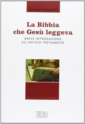 Immagine di BIBBIA CHE GESU` LEGGEVA. BREVE INTRODUZIONE ALL`ANTICO TESTAMENTO (LA)