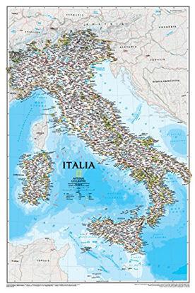 Immagine di ITALIA CLASSIC. CARTA MURALE