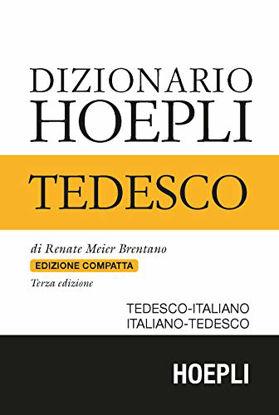 Immagine di DIZIONARIO DI TEDESCO