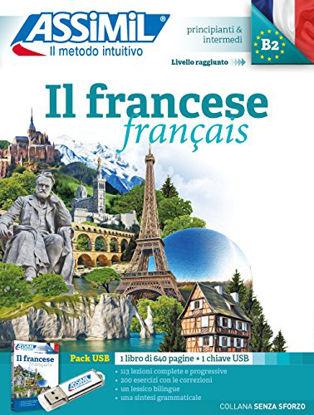 Immagine di FRANCESE. CON USB FORMATO MP3 (IL)