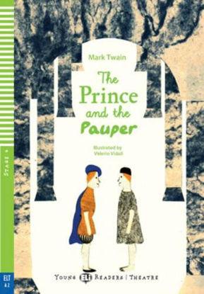 Immagine di PRINCE AND THE PAUPER. CON CD AUDIO (THE)