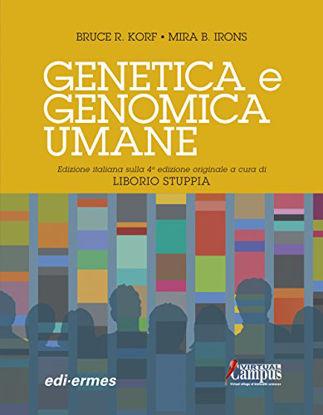 Immagine di GENETICA E GENOMICA UMANE