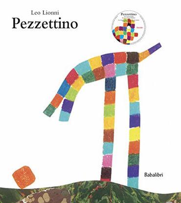 Immagine di PEZZETTINO. EDIZ. A COLORI. CON CD-AUDIO