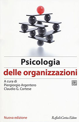 Immagine di PSICOLOGIA DELLE ORGANIZZAZIONI