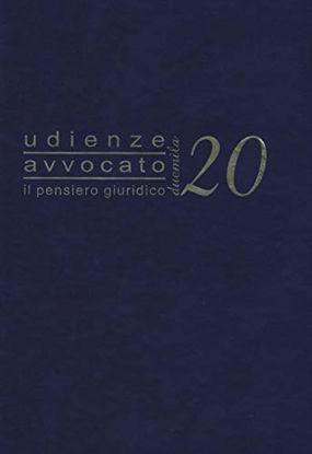 Immagine di AGENDA LEGALE 2020 ROSSA PICCOLA