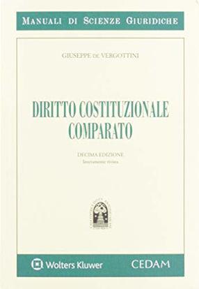 Immagine di DIRITTO COSTITUZIONALE COMPARATO