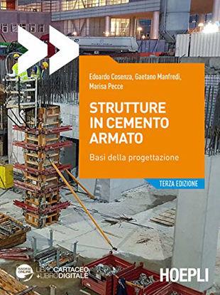 Immagine di STRUTTURE IN CEMENTO ARMATO. BASI DELLA PROGETTAZIONE