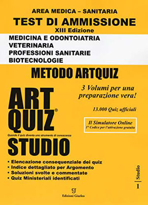 Immagine di ART QUIZ STUDIO - AREA MEDICA SANITARIA