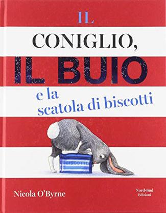 Immagine di CONIGLIO, IL BUIO E LA SCATOLA DI BISCOTTI. EDIZ. A COLORI (IL)