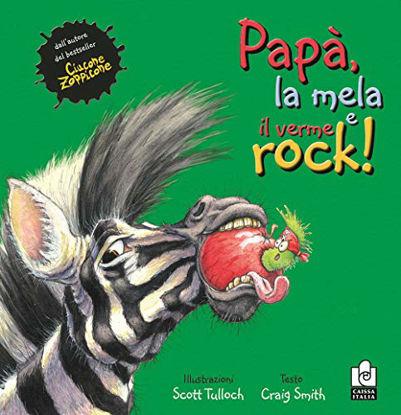 Immagine di PAPA`, LA MELA E IL VERME ROCK
