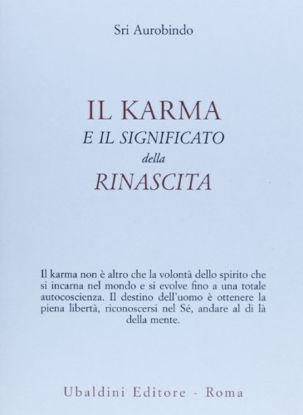 Immagine di KARMA E IL SIGNIFICATO DELLA RINASCITA (IL)