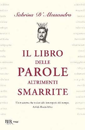 Immagine di LIBRO DELLE PAROLE ALTRIMENTI SMARRITE (IL)