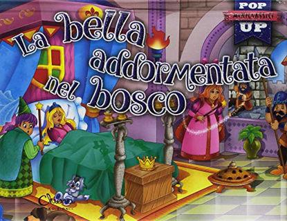 Immagine di BELLA ADDORMENTATA NEL BOSCO. POP-UP MINICLASSICI. EDIZ. A COLORI (LA)