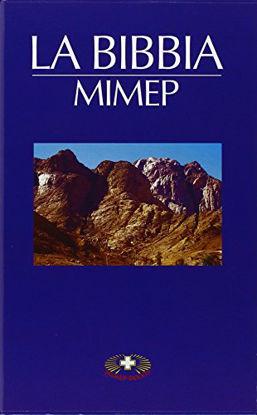 Immagine di BIBBIA MIMEP: ANTICO TESTAMENTO-VITA DI GESU`-CHIESA PRIMITIVA (LA)