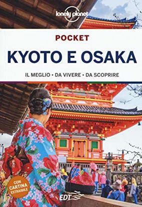 Immagine di KYOTO E OSAKA. CON CARTINA