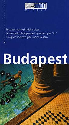 Immagine di BUDAPEST. CON MAPPA