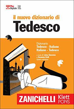 Immagine di NUOVO DIZIONARIO DI TEDESCO. DIZIONARIO TEDESCO-ITALIANO ITALIANO-TEDESCO. PLUS DIGITALE. CON CO...