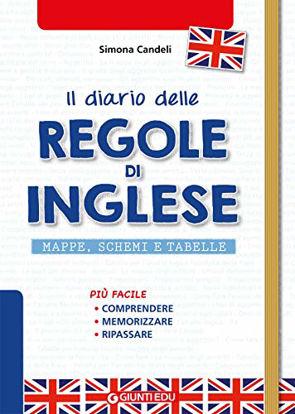 Immagine di DIARIO DELLE REGOLE DI INGLESE (IL)