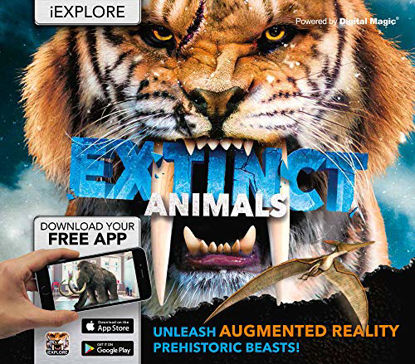 Immagine di EXTINCT ANIMALS: UNLEASH AUGMENTED REALITY PREHISTORIC BEASTS!