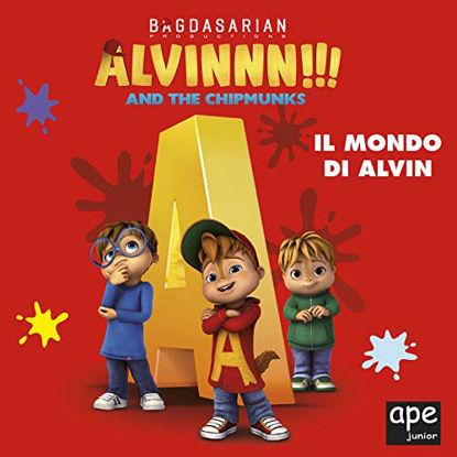 Immagine di ALVIN. IL MONDO DI ALVIN. ALVINNN!!! AND THE CHIPMUNKS. EDIZ. A COLORI