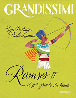 Immagine di RAMSES II, IL PIU` GRANDE DEI FARAONI