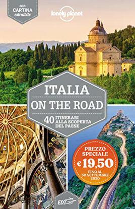Immagine di ITALIA ON THE ROAD. 40 ITINERARI ALLA SCOPERTA DEL PAESE. CON CARTINA