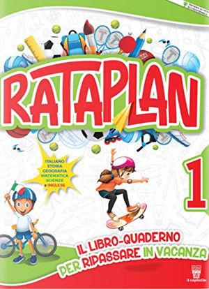 Immagine di RATAPLAN 1° - LIBRO VACANZE
