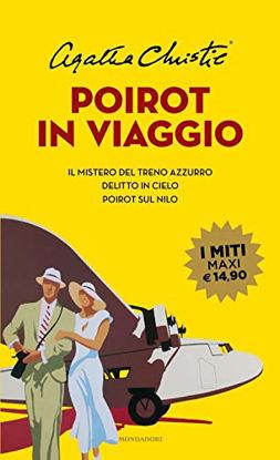 Immagine di POIROT IN VIAGGIO: IL MISTERO DEL TRENO AZZURRO-DELITTO IN CIELO-POIROT SUL NILO