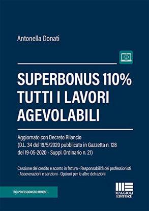 Immagine di SUPERBONUS 110% - TUTTI I LAVORI AGEVOLABILI