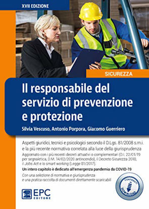 Immagine di RESPONSABILE DEL SERVIZIO DI PREVENZIONE E PROTEZIONE (IL)