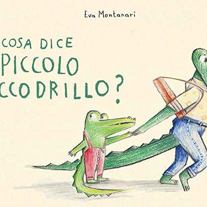 Immagine di COSA DICE IL COCCODRILLO?