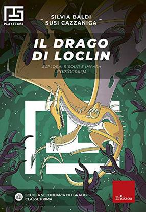 Immagine di DRAGO DI LOCLIN. ESCAPE BOOK (IL)