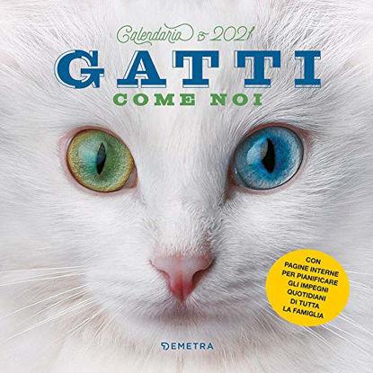 Immagine di GATTI COME NOI. CALENDARIO 2021