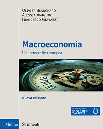 Immagine di MACROECONOMIA. UNA PROSPETTIVA EUROPEA