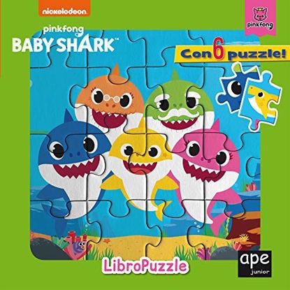 Immagine di LIBRO PUZZLE. BABY SHARK. EDIZ. A COLORI