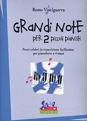 Immagine di GRANDI NOTE PER DUE PICCOLI PIANISTI