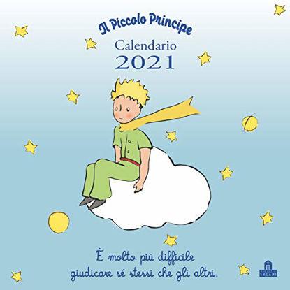 Immagine di PICCOLO PRINCIPE. CALENDARIO DA PARETE 2021 (IL)